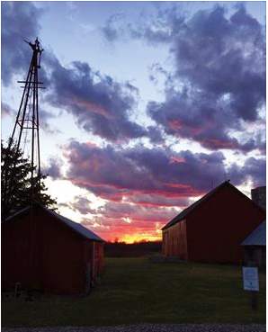 The SMLC office is located at the Conservancy Farm in Superior Township, Washtenaw County.       Photo by Jay Schlegel
